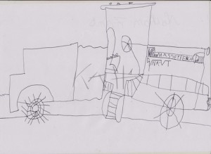 nathan 7 ans tracteur articulé 001