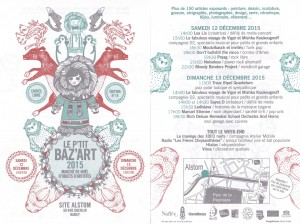 Le P'tit baz'art 2015