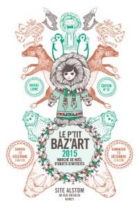 Le P'tit baz'art a 3 2015