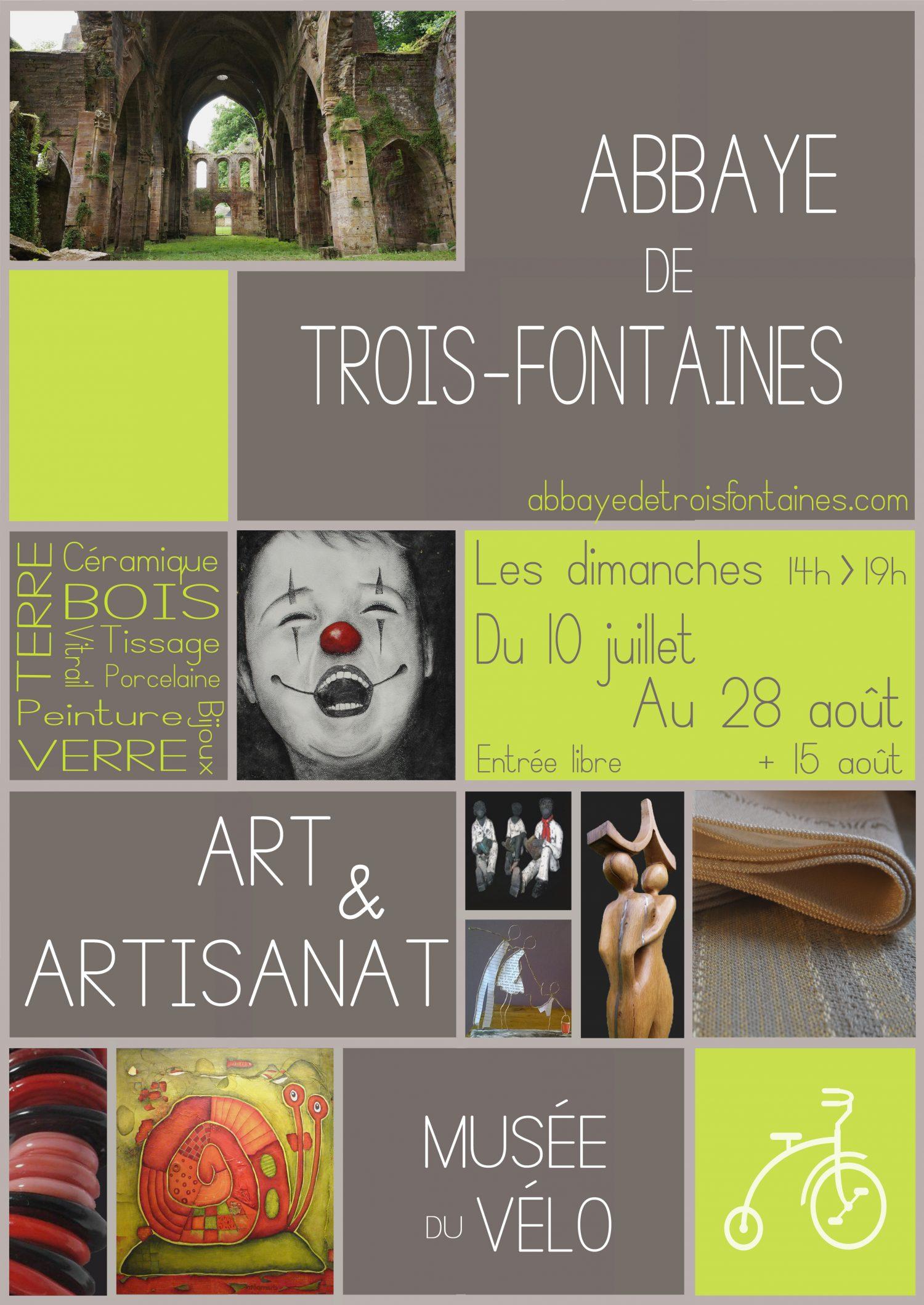 abbaye 3 affiche