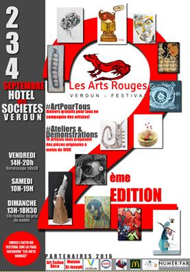 Verdun 2016 affiche
