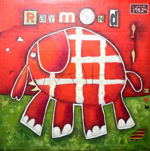 676 Raymond (30x30)